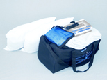 Medical Jump Bag and First Aid Supplies