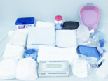 Basic Medical Supplies and First Aid